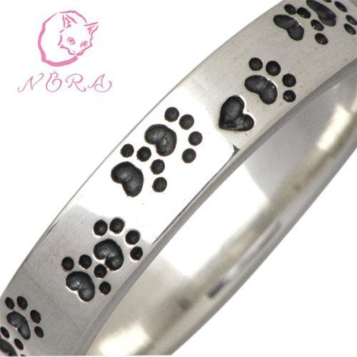 ノラ NORA シルバー リング 指輪 レディース NORAの軌跡 猫 ネコ ねこ|baby-sies|03