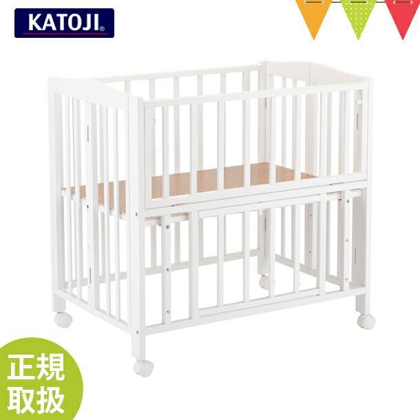 KATOJI(カトージ) KATOJI(カトージ) ミニベット折り畳み ホワイト【メーカー直送】