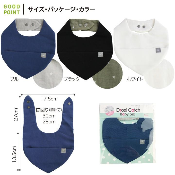 COPIII LUMII(コピールミ) ドゥルールキャッチベビービブ|スタイ 超撥水加工 日本製|baby-smile|08