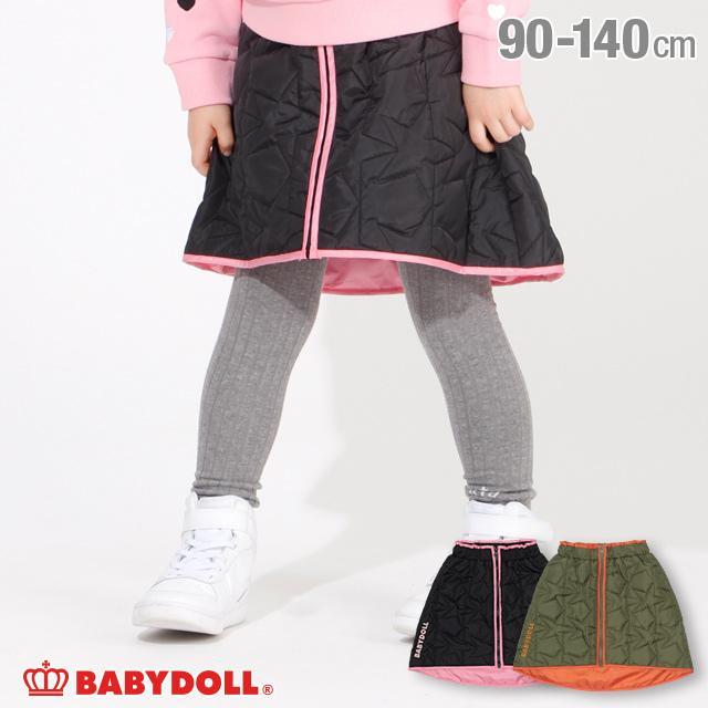 50%OFF SALE ベビードール BABYDOLL 子供服 スカート キルティング 4479K キッズ 女の子|babydoll-y