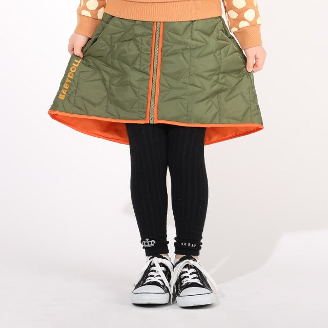 50%OFF SALE ベビードール BABYDOLL 子供服 スカート キルティング 4479K キッズ 女の子|babydoll-y|18