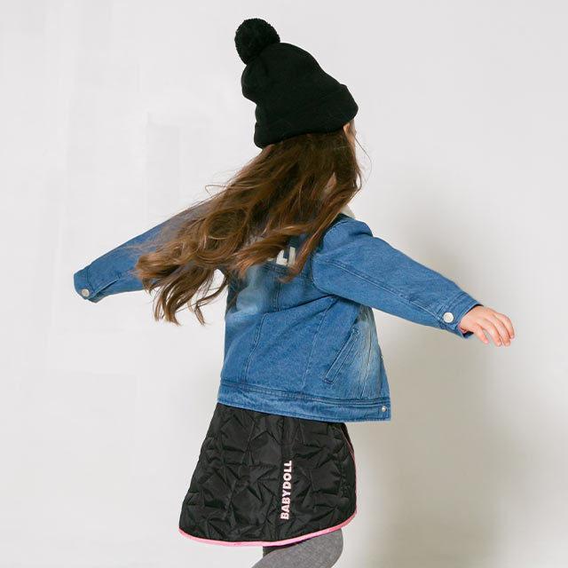 50%OFF SALE ベビードール BABYDOLL 子供服 スカート キルティング 4479K キッズ 女の子|babydoll-y|09