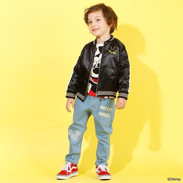 30%OFF SALE ベビードール BABYDOLL 子供服 ディズニー ジャケット 中綿 4604K キッズ 男の子 女の子 DISNEY|babydoll-y|14