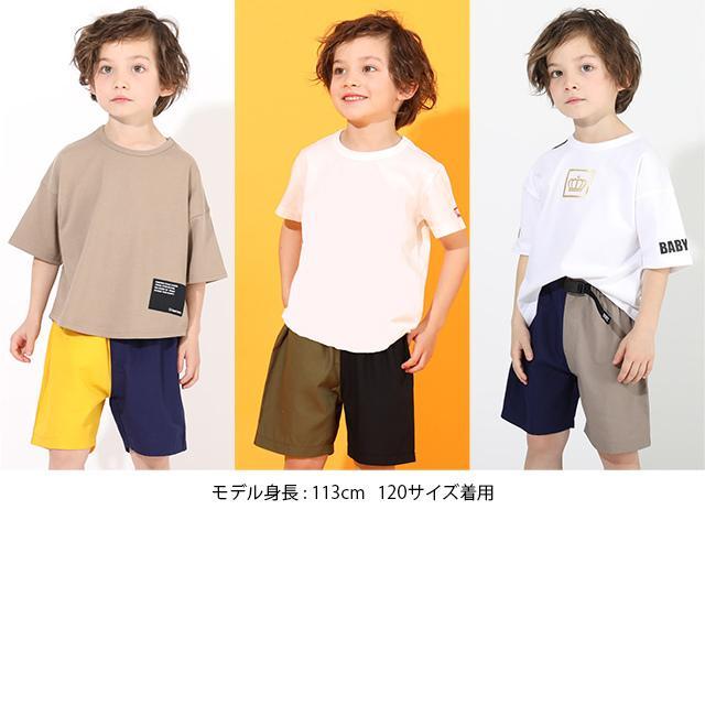 ベビードール BABYDOLL 子供服 ベビド ハーフパンツ 5038K キッズ 男の子 女の子|babydoll-y|08