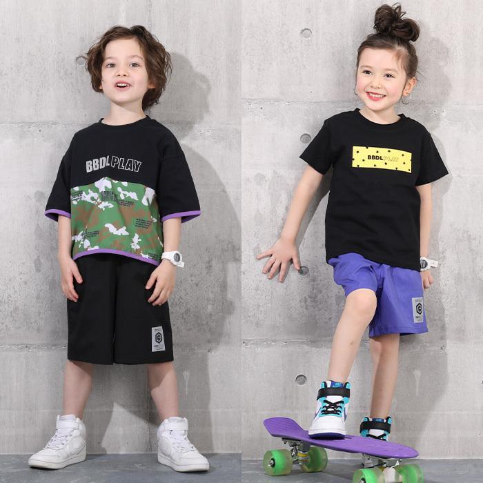 ベビードール BABYDOLL 子供服 BBDL 通販限定サイズあり ハーフパンツ アクティブ 5040K キッズ 男の子 女の子 babydoll-y 12
