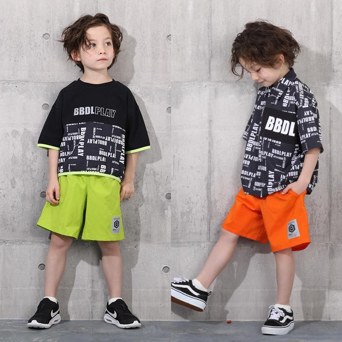 ベビードール BABYDOLL 子供服 BBDL 通販限定サイズあり ハーフパンツ アクティブ 5040K キッズ 男の子 女の子 babydoll-y 13