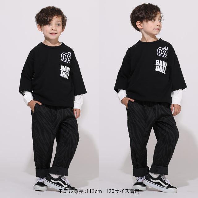 ベビードール BABYDOLL 子供服 税抜1990円 シェフパンツ ロングパンツ 5370K キッズ 男の子 女の子 babydoll-y 14