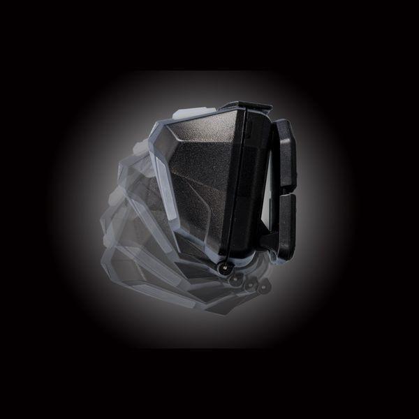 モーション センサースイッチ ヘッドライト 単4電池 230ルーメン ジェントス CB-300D|babygoods|03