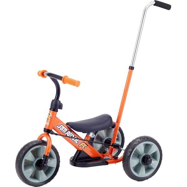 へんしんサンライダーFC 三輪車 バランスバイク へんしんバイク カジキリ機能付き押手棒|babyish|06