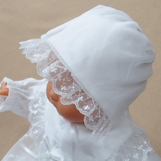 送料無料 ベビードレス ベビーアフガンおくるみ他 新生児 お宮参り 退院時におすすめの6点セット 日本製 babynetshop 03
