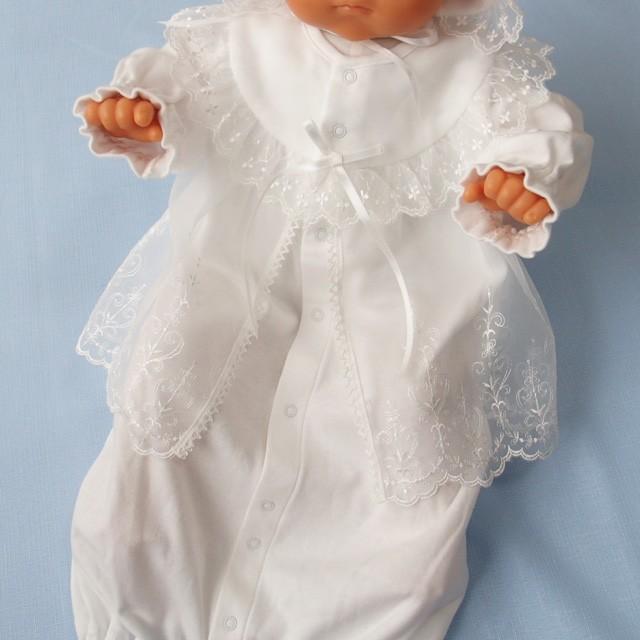 送料無料 ベビードレス ベビーアフガンおくるみ他 新生児 お宮参り 退院時におすすめの6点セット 日本製 babynetshop 04