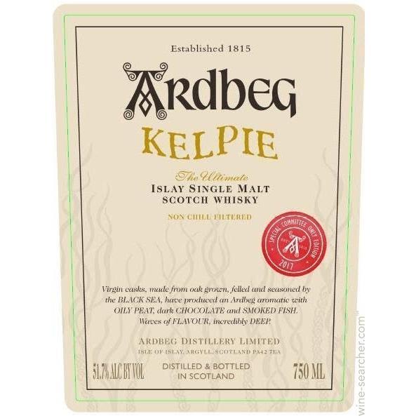アードベッグ ケルピー コミッティーリリース51.7% / ARDBEG KELPIE 2017 Committee Release -2017|bacchus-barrel|02