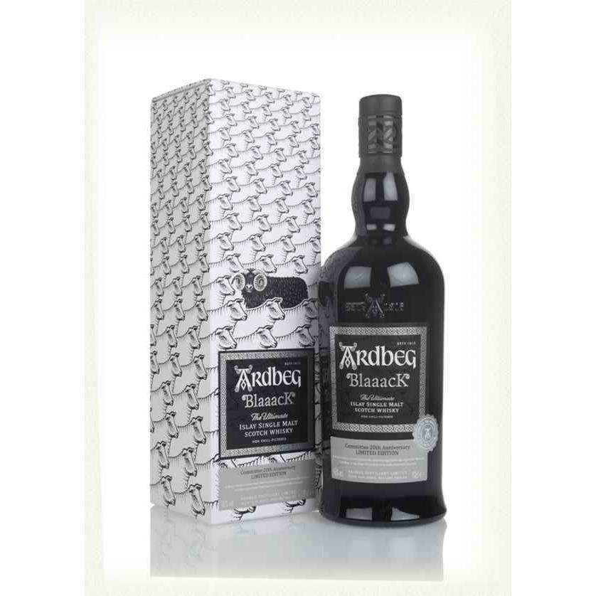 アードベック ブラァック  / Ardbeg Blaaack 46% -2020|bacchus-barrel