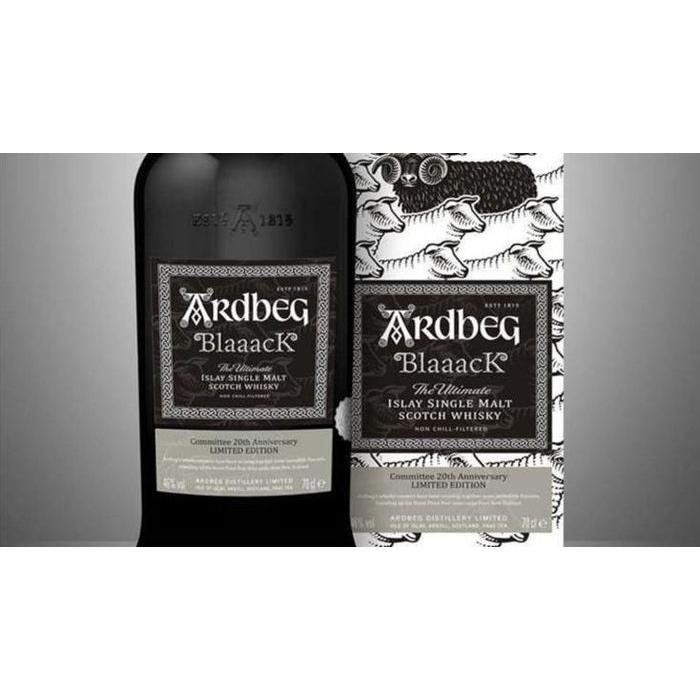アードベック ブラァック  / Ardbeg Blaaack 46% -2020|bacchus-barrel|04