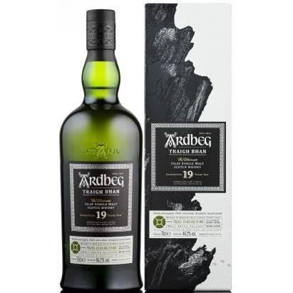 アードベック トリー・バン19年 Batch1-2019 / Ardbeg Traigh Bhan 19yo 46.2% -2019|bacchus-barrel|01