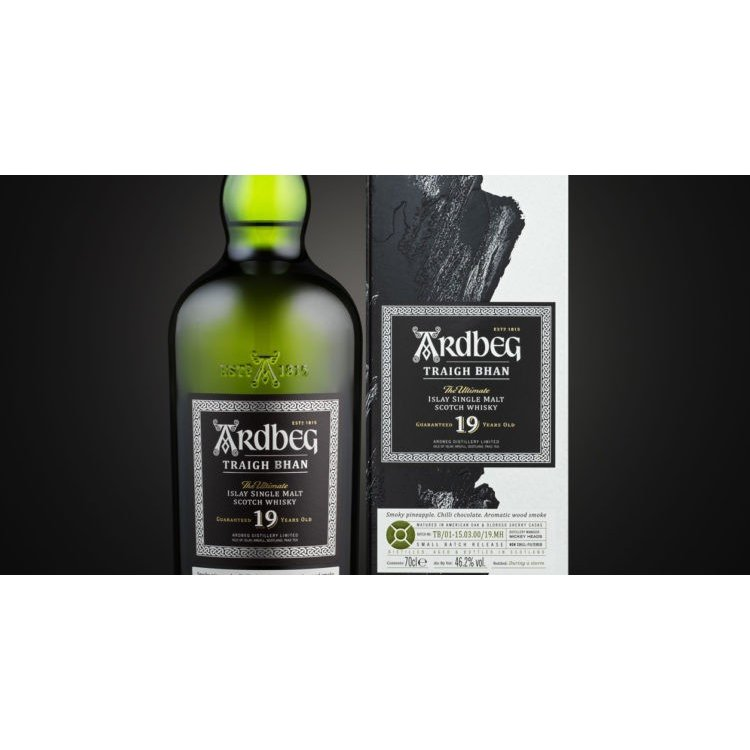 アードベック トリー・バン19年 Batch1-2019 / Ardbeg Traigh Bhan 19yo 46.2% -2019|bacchus-barrel|02