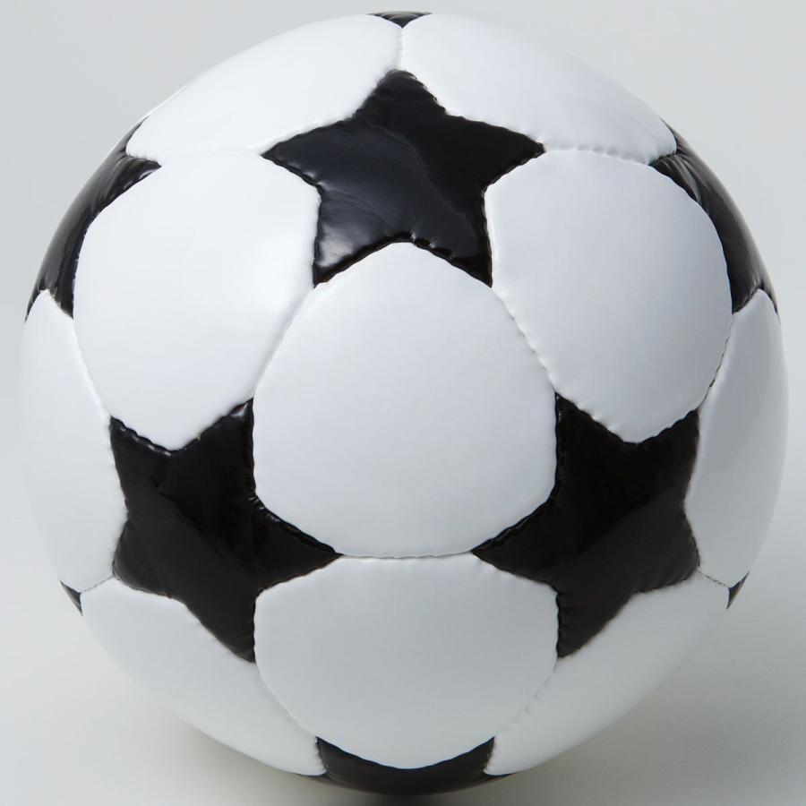 フットサルボール スターボール 星 STAR BALL ブラック/ホワイト