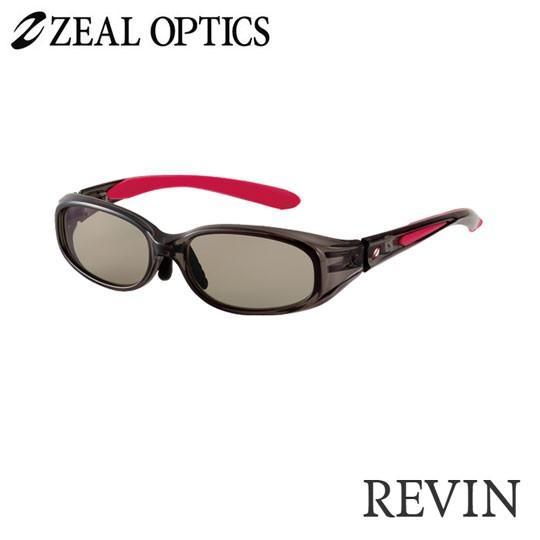 zeal optics(ジールオプティクス) 偏光グラス レヴィン F-1220 #トゥルービュースポーツ ZEAL optics REVIN