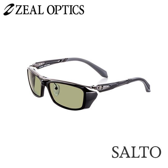 zeal optics(ジールオプティクス) 偏光グラス サルト F-1505 #イーズグリーン ZEAL SALTO