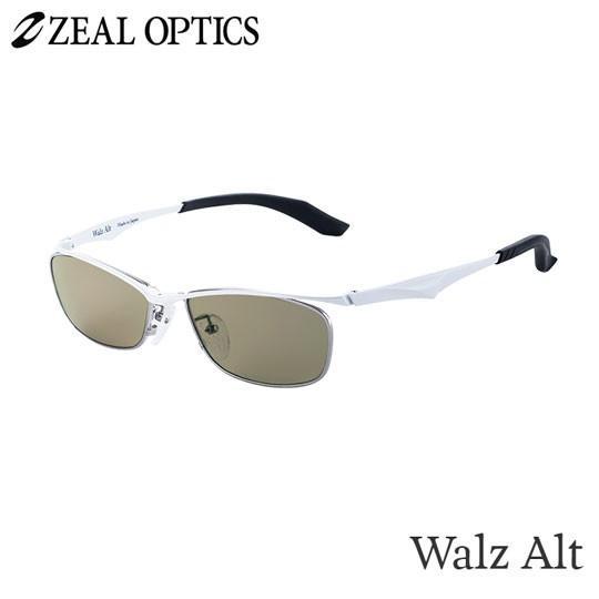 zeal optics(ジールオプティクス) 偏光グラス ワルツオルタ F-1600 #トゥルビュースポーツ ZEAL WALZ ALT