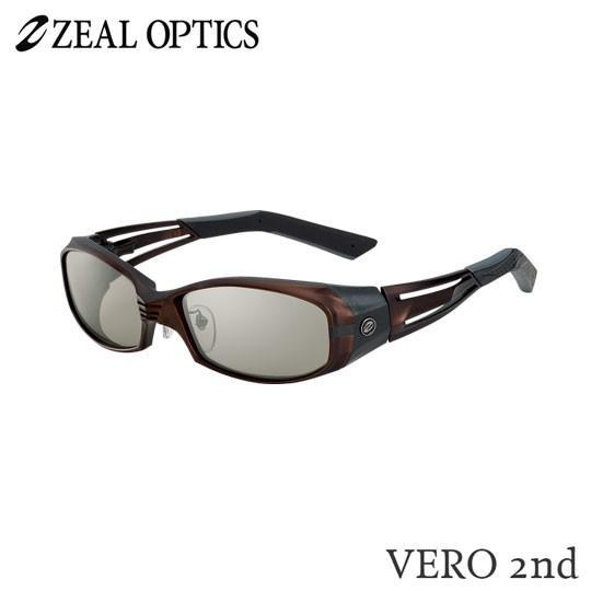 zeal optics(ジールオプティクス)  偏光グラス ヴェロセカンド F-1323 #トゥルビュースポーツ シルバーミラー ZEAL VERO 2nd