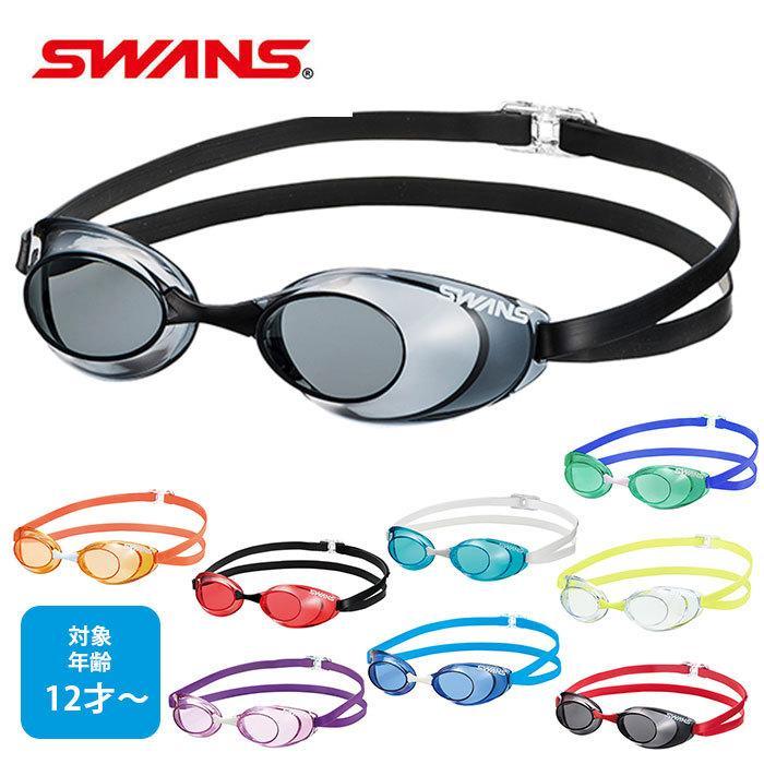 保障 ゴーグル 水泳 通販 大人 人気の定番 メンズ レディース 水中メガネ 水中眼鏡 スナイパー FINA承認モデル Sniper SR-10N スワンズ SWANS レーシングモデル