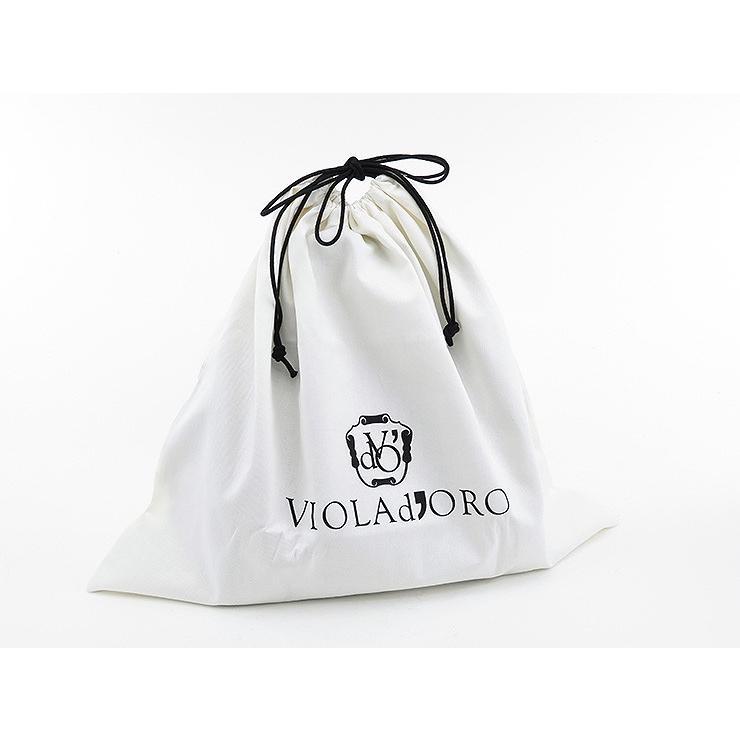 ヴィオラドーロ バッグ violad'oro トート GINO ジーノ 2way ナイロン レディース ファスナー付き 軽量 迷彩 カモフラ 黒 ブラック ネイビー 斜めがけ V-2037 bag-danjo 13