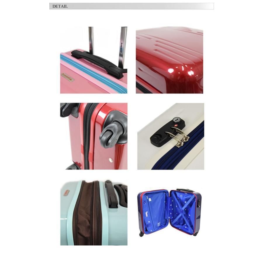ルコック スポルティフ キャリーバッグ 軽量 スーツケース 旅行 ビジネス 使いやすい ダブルファスナー TSAロック|bag-sonrisa|02