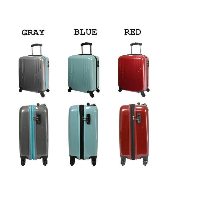 ルコック スポルティフ キャリーバッグ 軽量 スーツケース 旅行 ビジネス 使いやすい ダブルファスナー TSAロック|bag-sonrisa|04