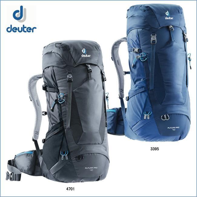 ドイター D3401318-フューチュラPRO40 DEUTER リュックサック デイパック バックパック
