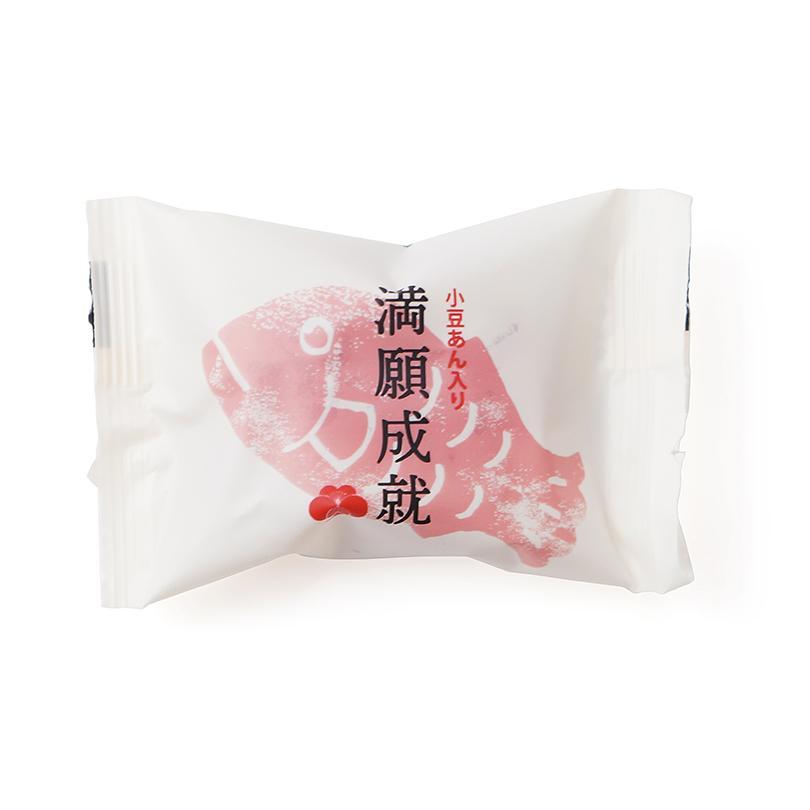 梅林堂 紅白満願成就 (まんがんじょうじゅ) 8匹入(お菓子 和菓子 洋菓子 焼き菓子 スイーツ お取り寄せ 結婚 引き菓子 還暦)|bairindo|05