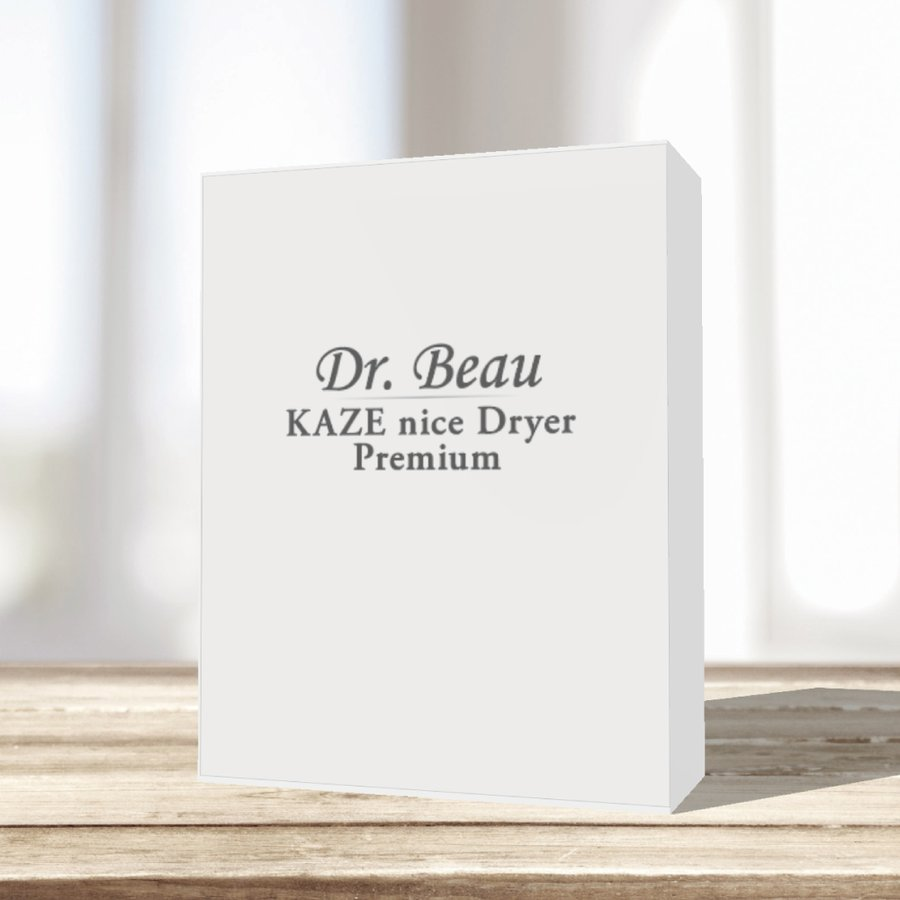 KAZE nice Dryer Premium Dr.Beau ドライヤー ナノケア  速乾 ドライヤースタンド付き|bakaure-onlineshop|11