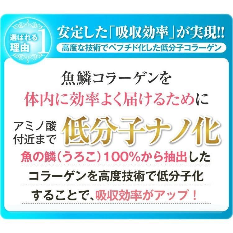 【1000円以上送料無料】プルオイ(puruoi)ナノコラーゲン 約10日分 コラーゲン 低分子コラーゲン コラーゲンサプリ フィッシュコラーゲン 鱗コラーゲン|balian|08