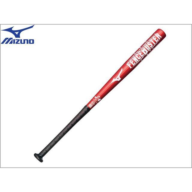 ミズノ ソフトボール用バット フェンスバスター (金属製)(2号用) 2TO63450-62