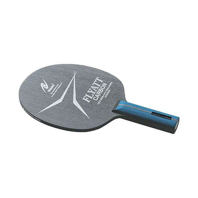 Nittaku ニッタク 日本卓球 日卓 卓球 ラケット カーボン フライアットカーボンST NC0360