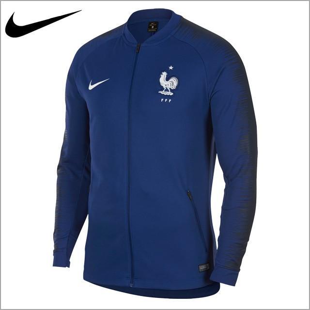 ナイキ サッカー フランス代表 FFF アンセム ジャケット (NIKE2018SS) 893590-455