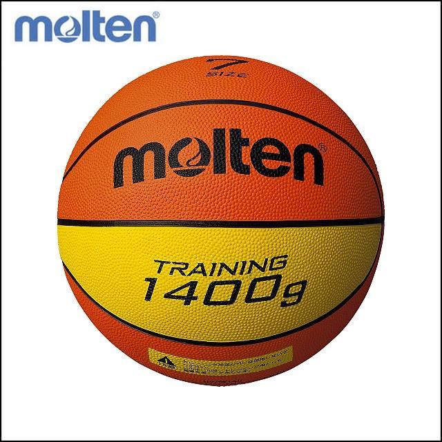 モルテン バスケットボール 7号球 トレーニングボール9140 (約1,400g) B7C9140