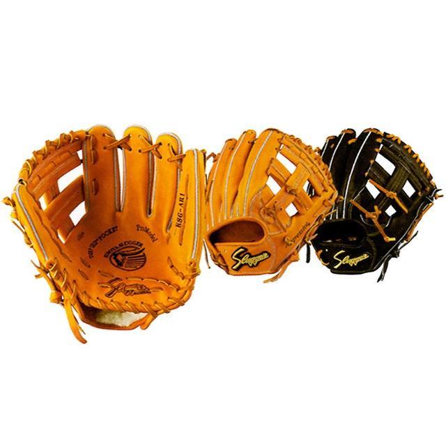 【おすすめ】 久保田スラッガー 硬式グラブ グローブ 160〜170cm向き 二塁手・遊撃手・三塁手 一般 大人 (硬式内野手用) KSG-AR1, ウラソエシ f7912ce1
