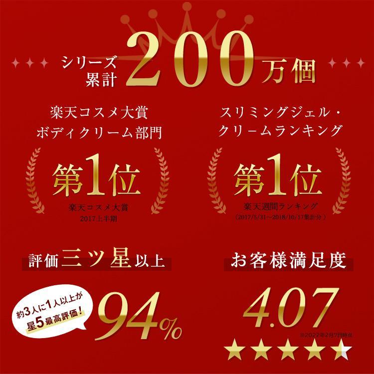 New! バンビミルク ダイエット ボディクリーム マッサージオイル 保湿 バンビウォーター むくみ 脚やせ 脂肪 お腹 二の腕 除去|bambi-water|02