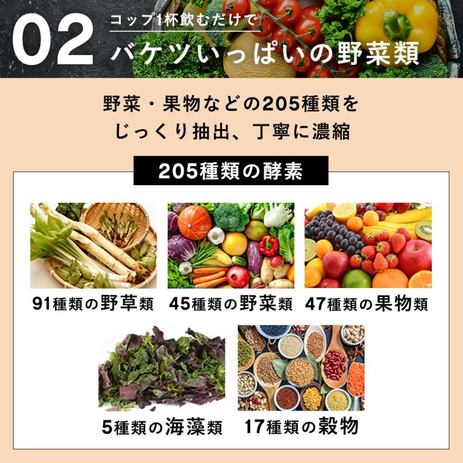スーパーフードスムージー ダイエット スムージー グリーンスムージー バンビウォーター スーパーフード 酵素 野菜 酵素ダイエット 青汁 粉末 ファスティング|bambi-water|15