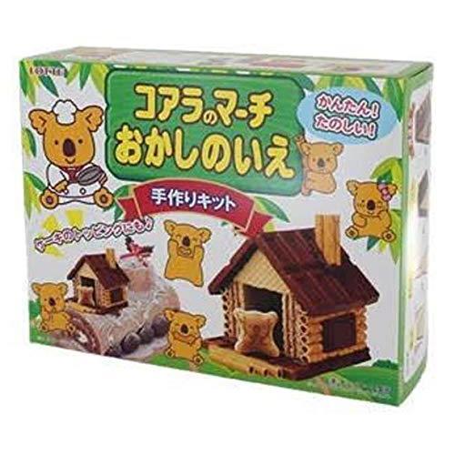 ロッテ コアラのマーチ お菓子の家手作りキット 1箱|banana-store2
