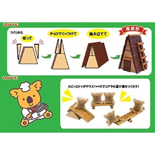 ロッテ コアラのマーチ お菓子の家手作りキット 1箱|banana-store2|04