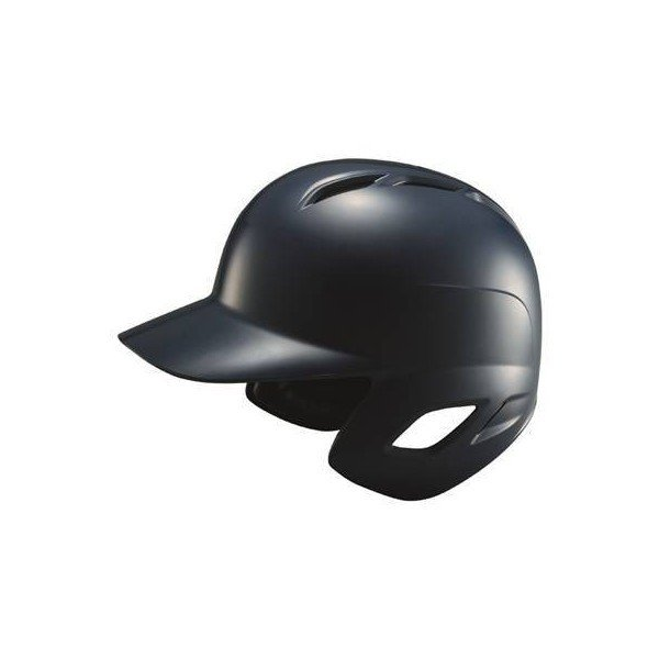 ゼット (BHL170-2900) プロステイタス硬式野球両耳打者用ヘルメット ネイビー