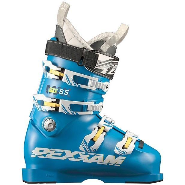 在庫限り 18-19 レグザム (MAX85-CXSS-BLU) スキーブーツ POWERMAX85 CX-SSインナー ブルー