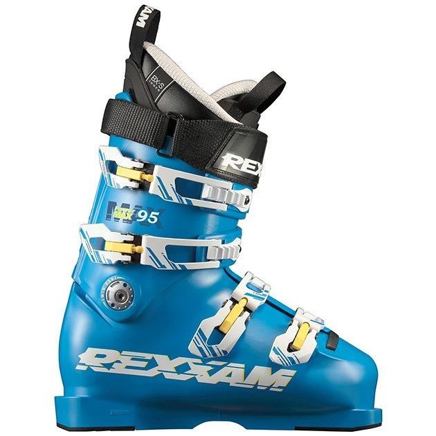 在庫限り 18-19 レグザム (MAX95-BXS18-BLU) スキーブーツ POWERMAX95 BX-Sインナー ブルー