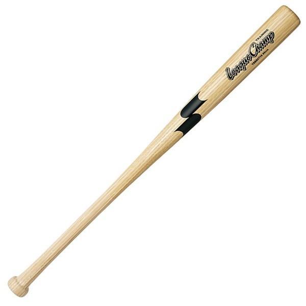 エスエスケイ (TRBB0716-10) 野球長尺トレーニングバット(実打可能) LEAGUECHAMP TRAINING 95cm/1150g ナチュラル
