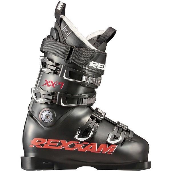 在庫限り 18-19 レグザム (XX7-BXS18-BLK) スキーブーツ XX7 BX-Sインナー ブラック