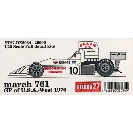 march 761 西アメリカGP 1976