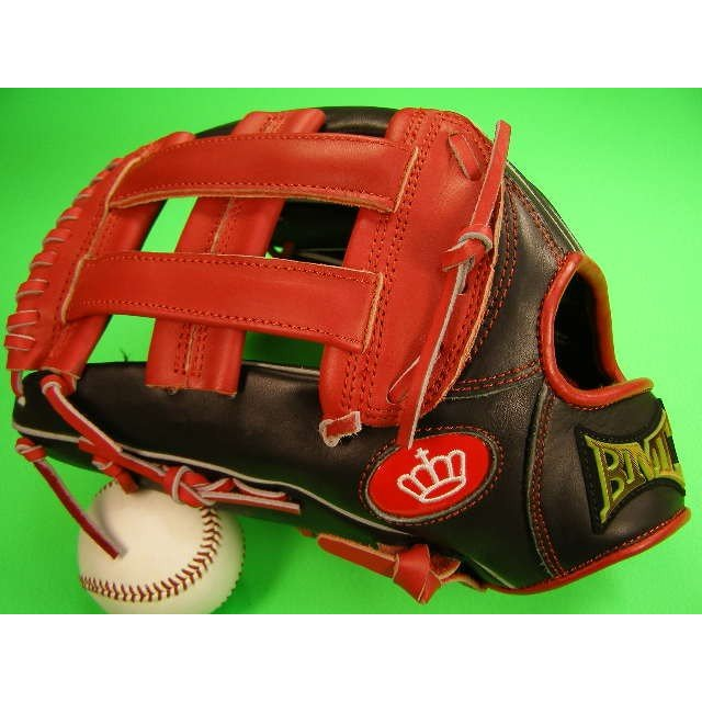 上品な 型付け無料 型付け無料 Members 海外メーカー BMC ビーエムシー 硬式野球対応 左投げ用 外野用 外野用 レッド×ブラック 大きめサイズ13インチ Baseball Members Club, Attasa(アタッサ):7991b670 --- airmodconsu.dominiotemporario.com