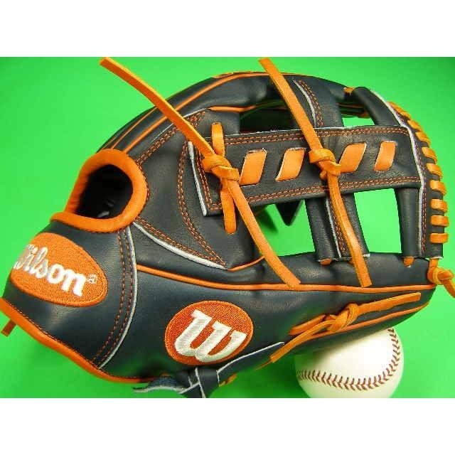 激安正規品 WILSON ウィルソン 内野用 Wilson 海外モデル 硬式用 Baseball 内野用 JA27 PRO-STOCK 2018 A2000 JA27 GM 11.5